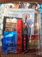 The winner for the 100 likes on FB goodie bag is Melissa R.