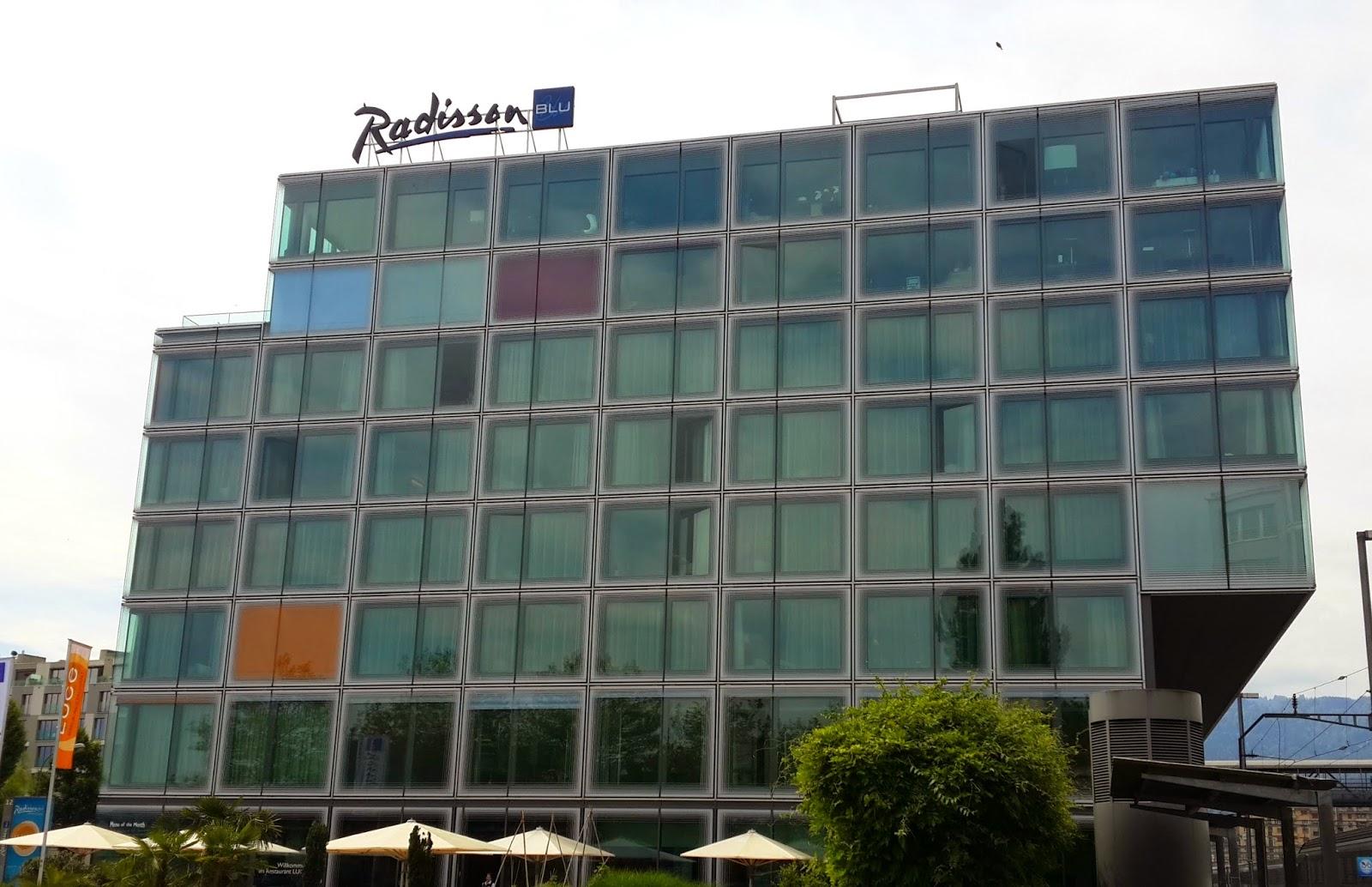 Radisson Blu hotel Lucerne Reviews