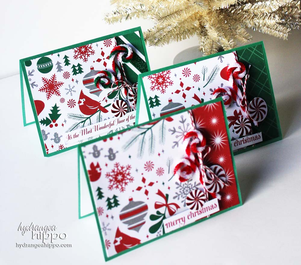 Charmant In The Sea Of Photo Cards And Christmas Letters, Your Handmade Card Will  Surely Stand Out!