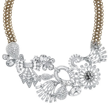 Chloe+Isabel art deco collar