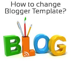 how to change blogger template hub of computer tricks