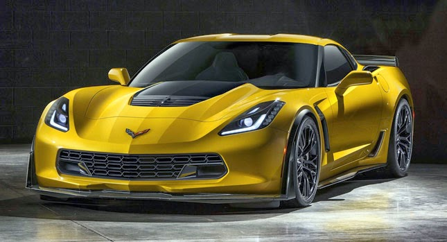 Corvette's New Eight-Speed Transmission to get 30/MPG