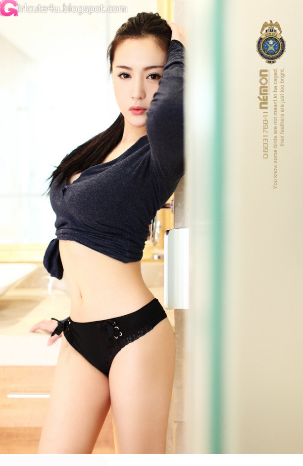 4 Liu Zaixi - Self-very cute asian girl-girlcute4u.blogspot.com