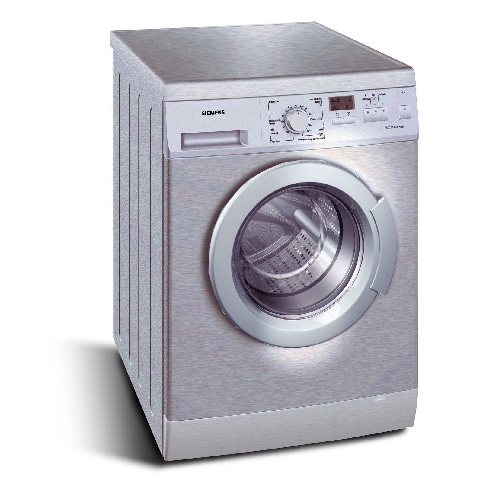 Incaem ayaso caja y lavadora decorada con diferentes motivos for Fotos de lavadoras