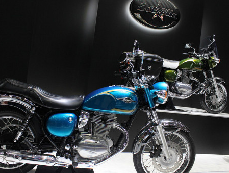 Kawasaki Estrella Bj250 Review