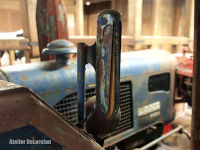 tractor semaphores apollo Trafficator Lanz Bulldog D 2416