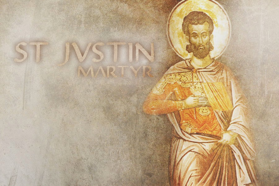 st justin the martyr St justin was one of those glorious saints that have illustrated the church of christ by their extraordinary learning, as well as by their eminent virtues.