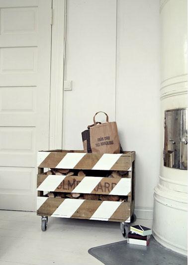 The dise o y muebles tocadores y cabecera con palets y for Deco en palet de madera