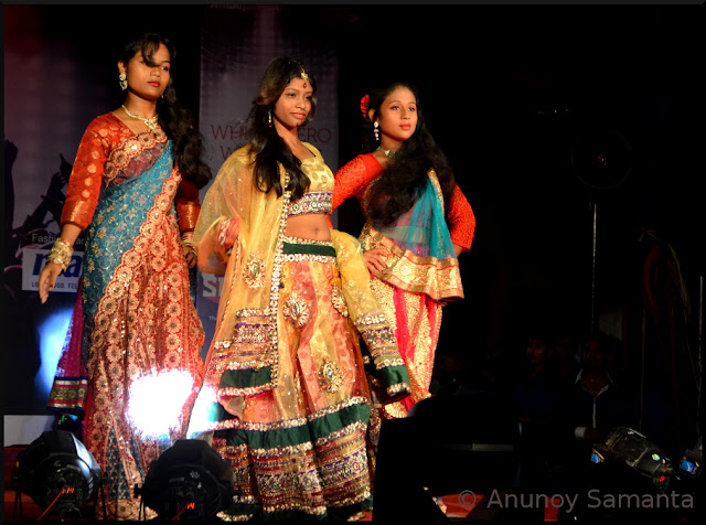 Fashion Show by college Students