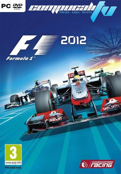 Formula 1 F1 2012 PC Full Español Descargar Fairlight