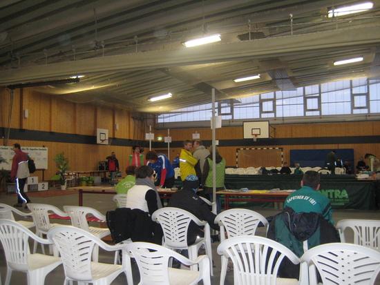 Caputh Turnhalle