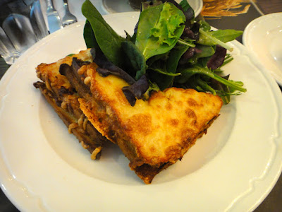 Croque Monsieur Paul Singapore Takashimaya