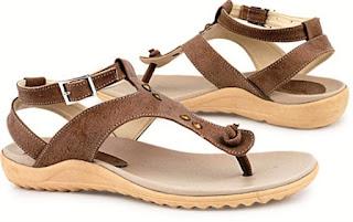 Model Sepatu Sandal Ana Perempuan