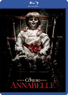 Annabelle [2014] Audio Latino WEB-DL XviD [NL][RG][UP][LT][1F]