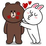 Brown & Cony's Secret Date!