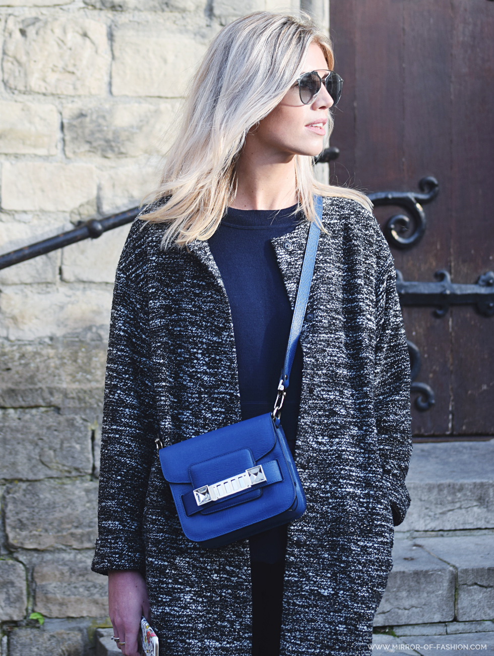Outfit of the day,Mayerline, Dior, Proenza Schouler, Daniel Wellington, Halé Bob, Reebok, By Malene Birger, outfit, style, fashion, blogger