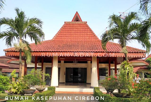 Gambar Rumah Adat Kasepuhan Cirebon Rumah Xy