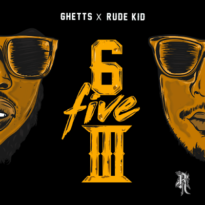 Ghetts & Rude Kid - 653 EP Cover