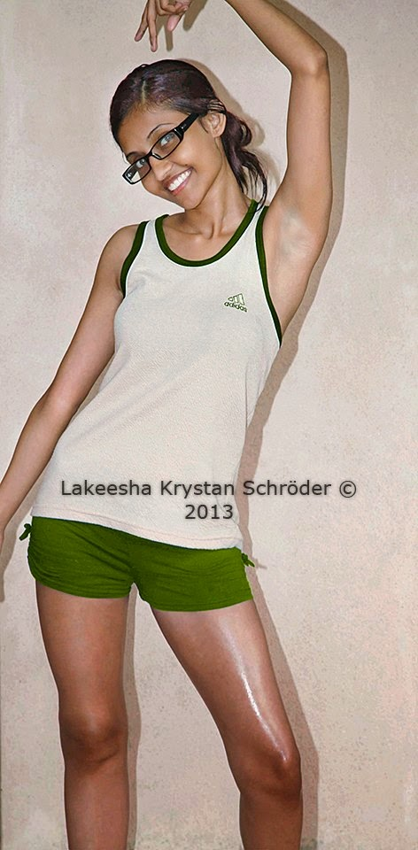 Lakeesha Krystan hot shorts