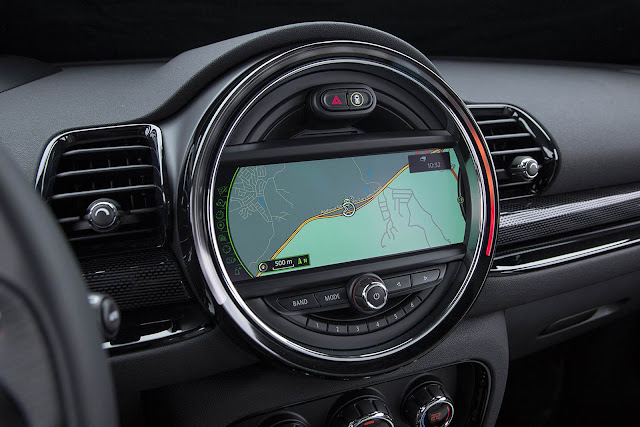 MINI Clubman 2016 - interior