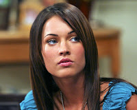 megan fox hairstyle 2011