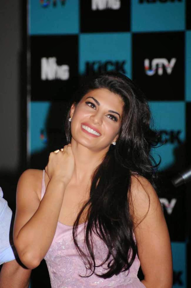 Jacqueline Fernandez at  'Kick' movie first song launch