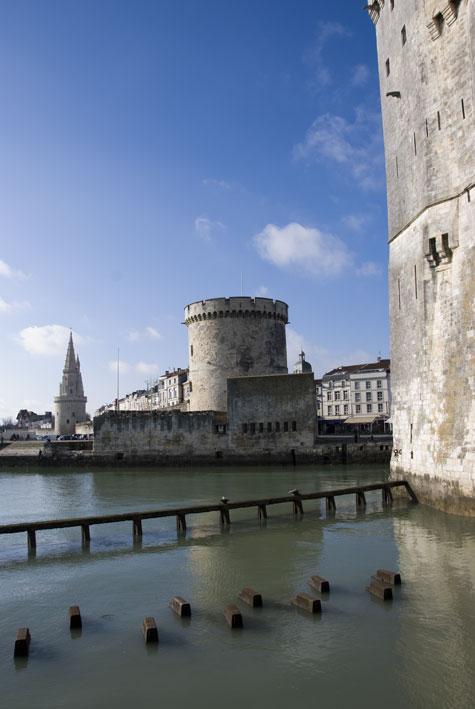 Au coeur, de la Rochelle