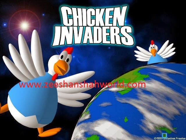 Download Chicken Invaders Free Game