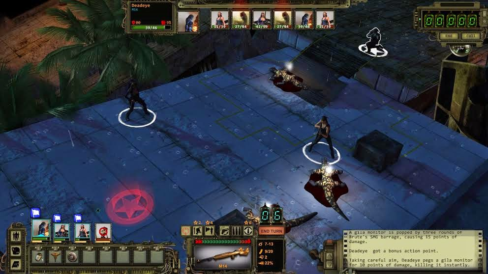 Wasteland 2 on PC Preview