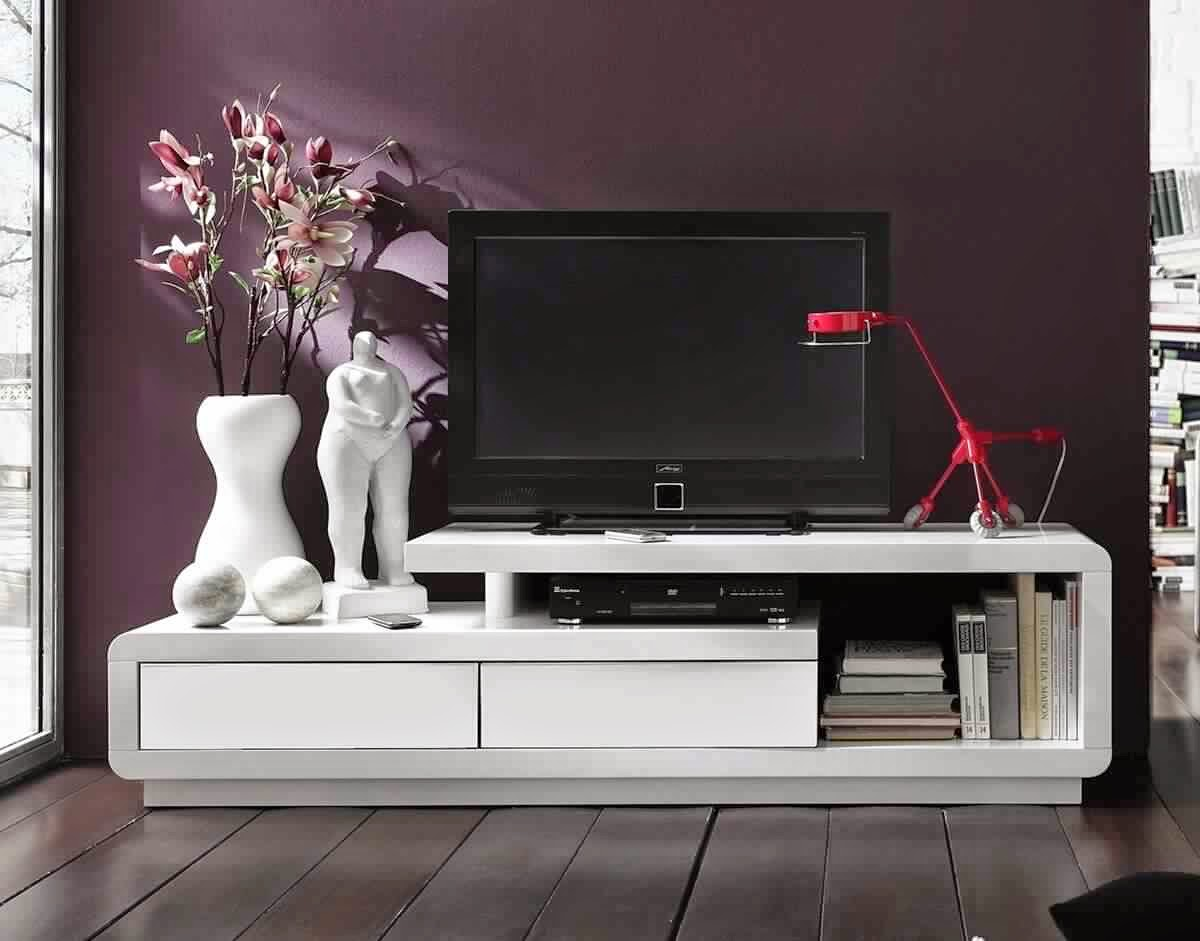 Meuble tv design meuble tv - Meuble tv design blanc ...