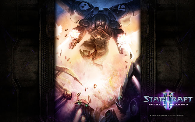 Reaper - StarCraft II : Heart of the Swarm