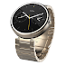 'Champagne Gold' variant of Moto 360 smartwatch listed briefly on Amazon