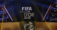 Daftar nama pemain sepak bola terbaik di dunia versi FIFA Ballon d'Or