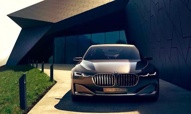 2014 BMW Vision Future Luxury Concept Wallpaper