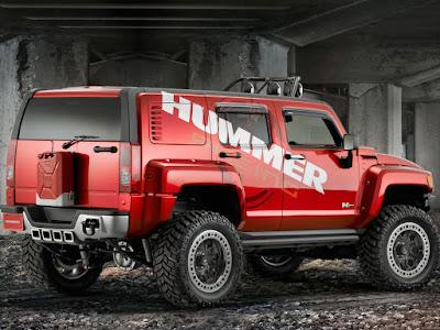 fotos de camionestas hummers