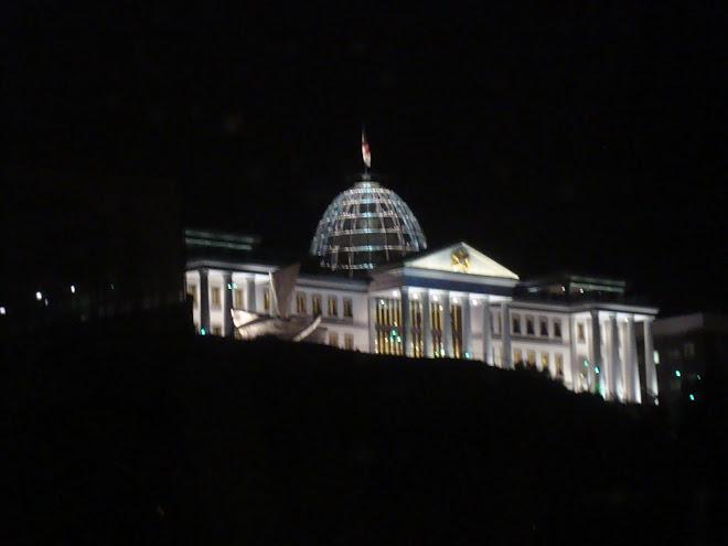 Tiflis Başkanlık Köşkü
