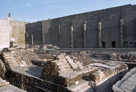 Ventanas Arqueológicas Centro Histórico Ciudad México
