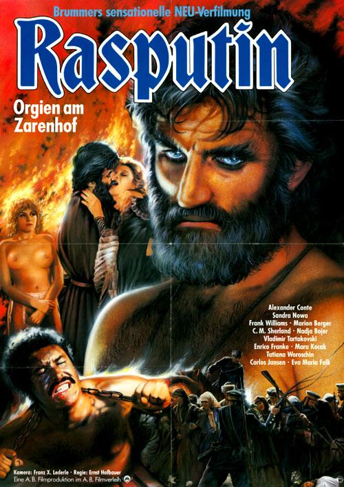 Rasputin - Orgien am Zarenhof (1984
