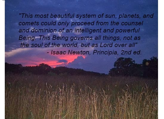 Quote from Newton