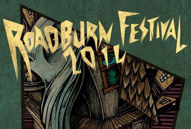 Festival Roadburn 2014, http://psychoner.blogspot.com