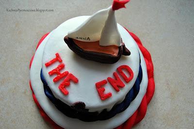 Tort marynarski na wieczór panieński