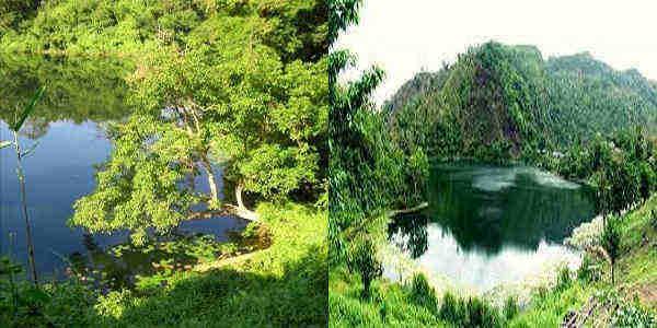 Images of Beautiful Boga Lake in Bandarban