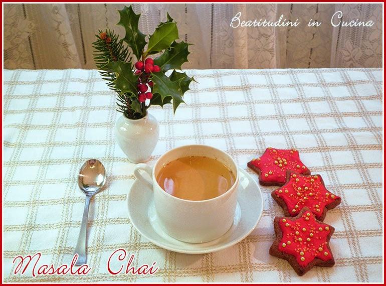 masala chai indiano