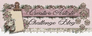 Creative Artiste Challenge Blog