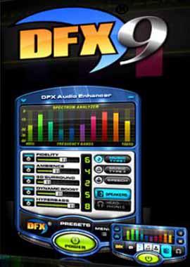 Download DFX for Windows Media Player v9 304 x 64