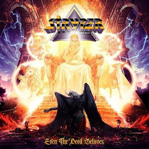 Stryper, Even The Devil Believes Frontiers Records September 4, 2020
