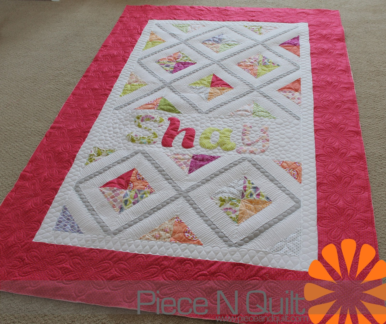 Piece N Quilt Quilts For Little Girls