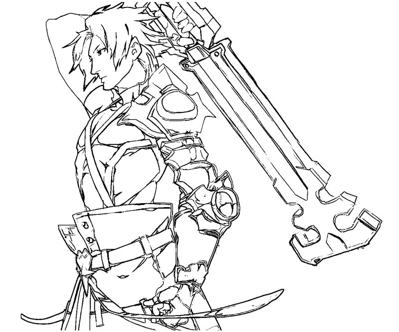 Kingdom Hearts To Coloring Pages