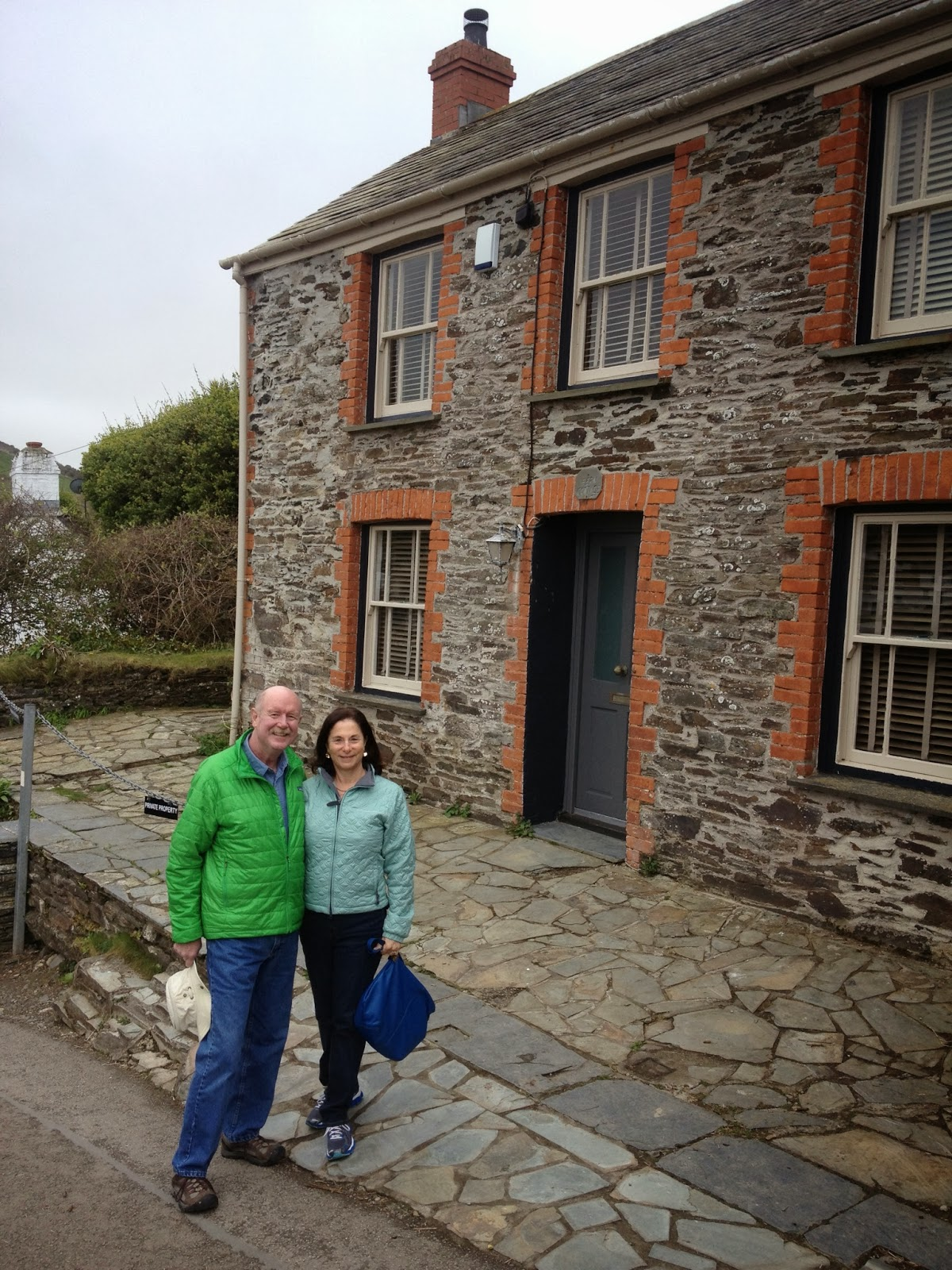Port Isaac Doc Martin 39 S Village Maggie And Al 39 S