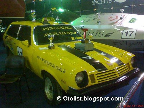 Angel garage ve yerli angel t8 otometre otomobil blogu for Garage opel 94